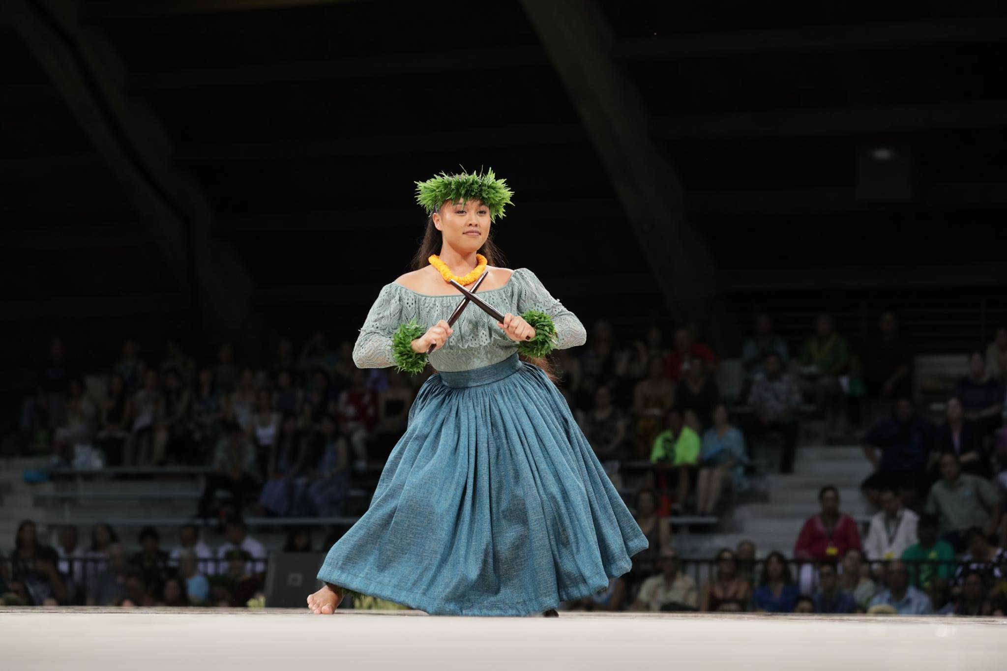 Miss Aloha Hula 2018 Results: Maui Hula Dancer Takes Title