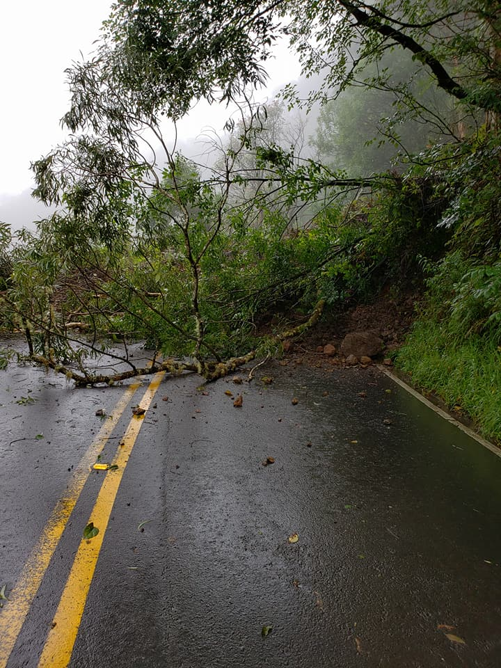 Maui Now : Landslide Forces Temporary Closure of Hāna Hwy
