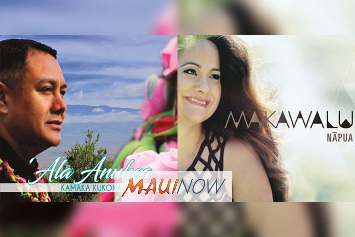 2018 Nā Hōkū Hanohano Ballot: Multiple Nominations for Maui Musicians