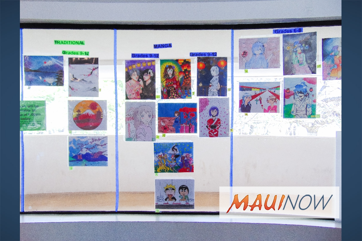 14th Annual Manga & Art Drawing Contest Seeks Student Artists