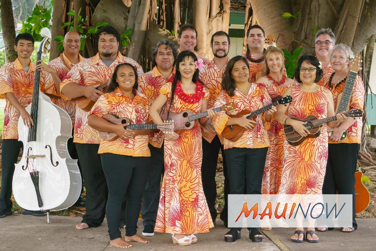 UHMC Hoʻolauleʻa with Maui Nā Hōkū Hanohano Winners and Nominees