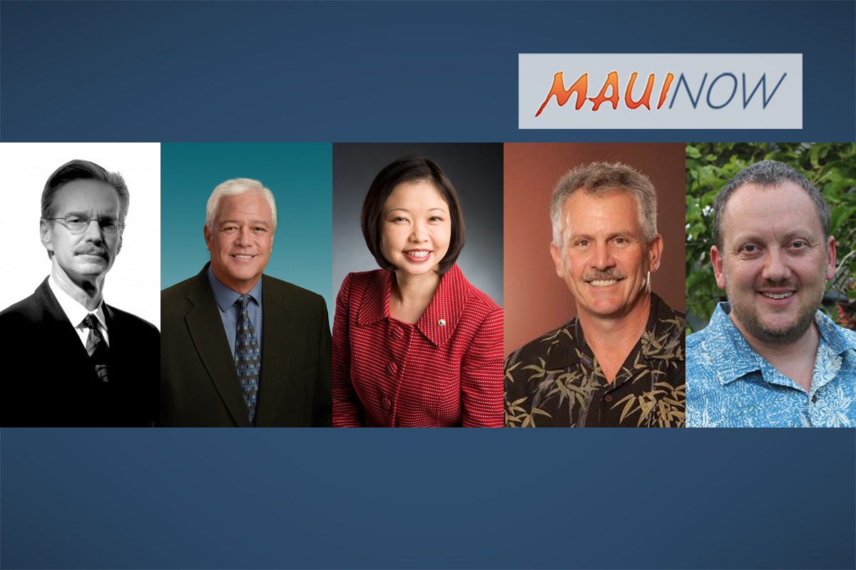 8 Applications Received for Maui's District 8 House Vacancy