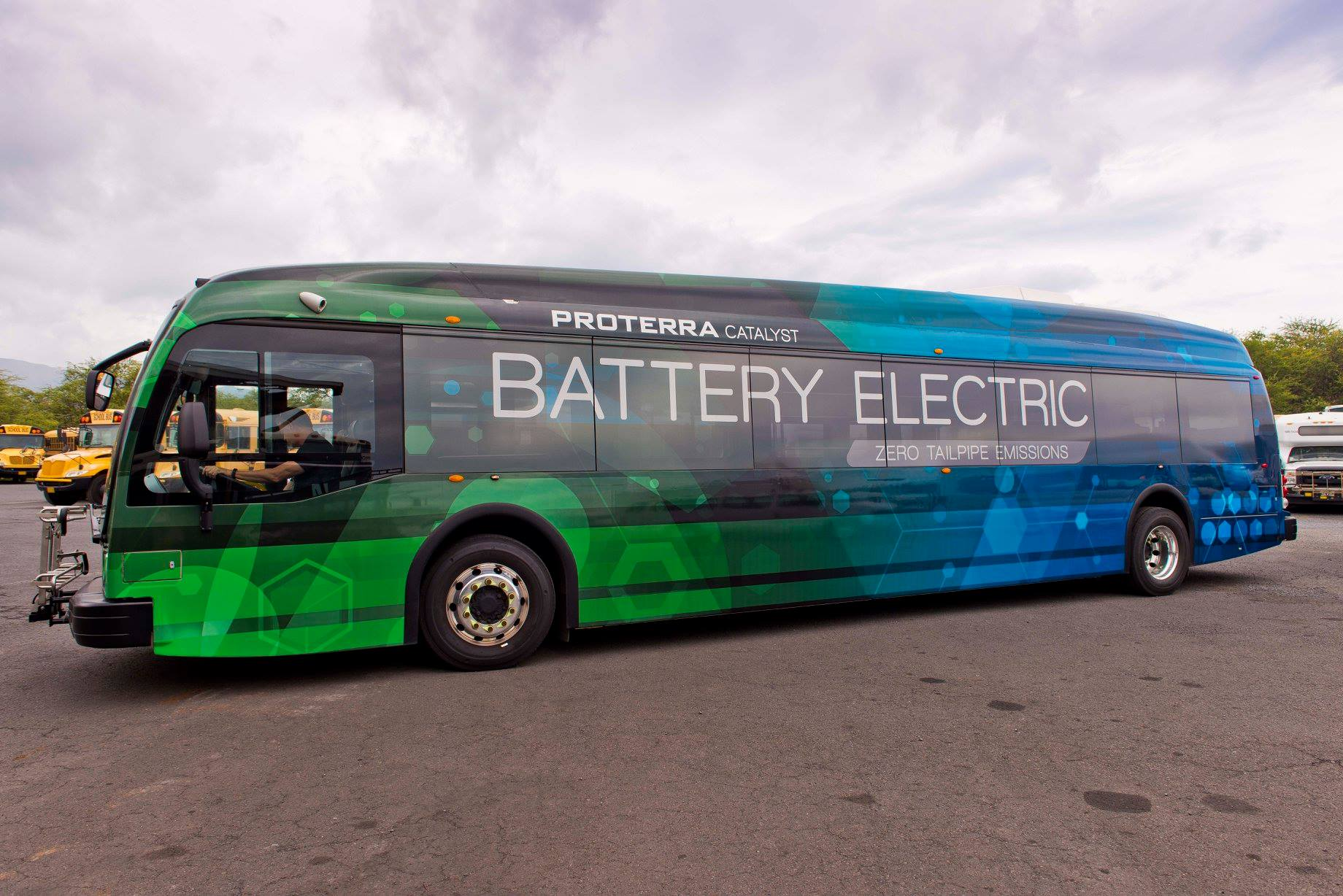 Hawaiian Electric Launches Pilot Program To Encourage  More Electric Buses