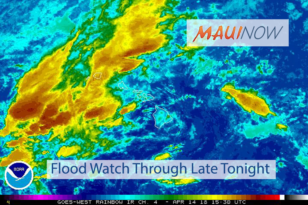 Threat of Heavy Rains Prompts Flood Watch for Islands