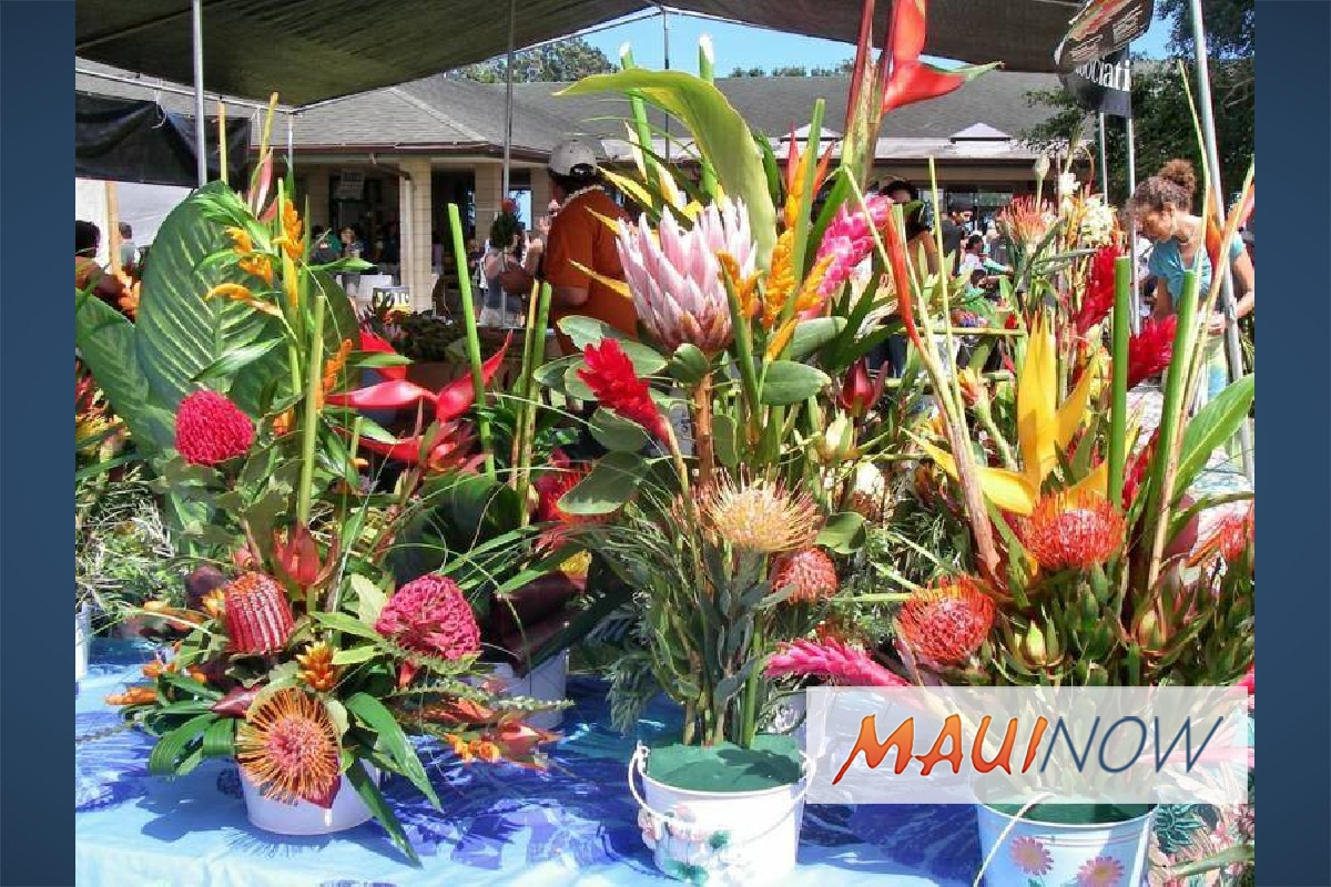 Ha'ikū Ho'olaule'a and Flower Festival, April 14