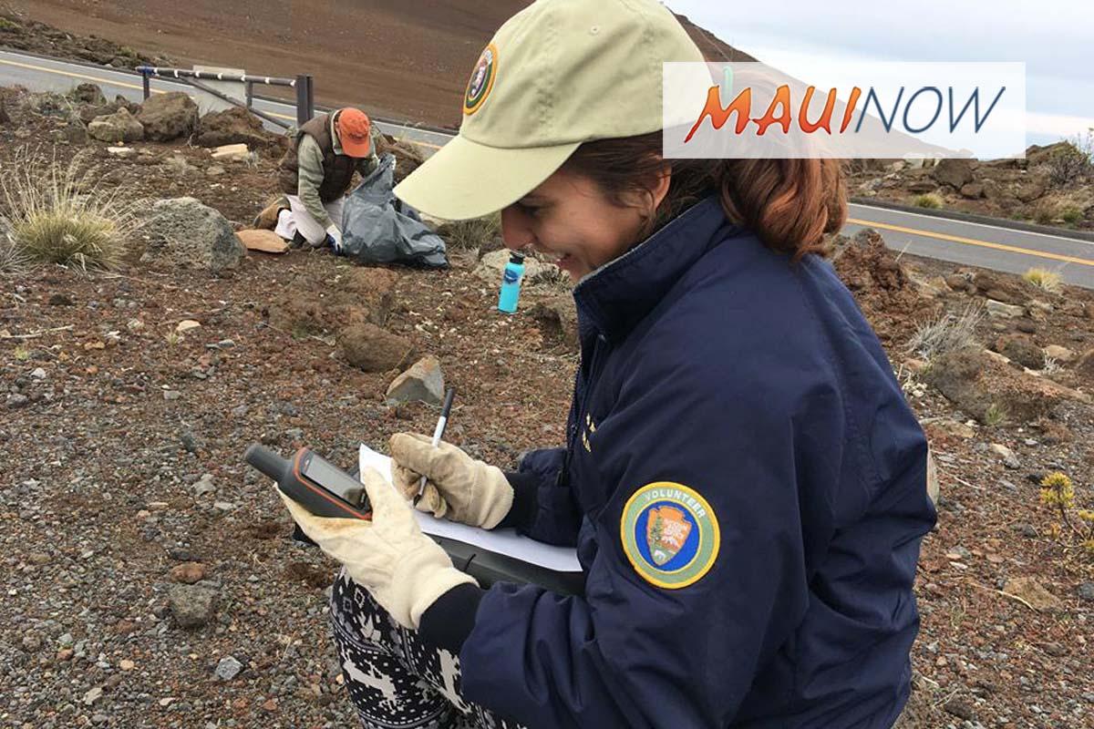 Haleakalā Internship Deadline: Friday, March 1