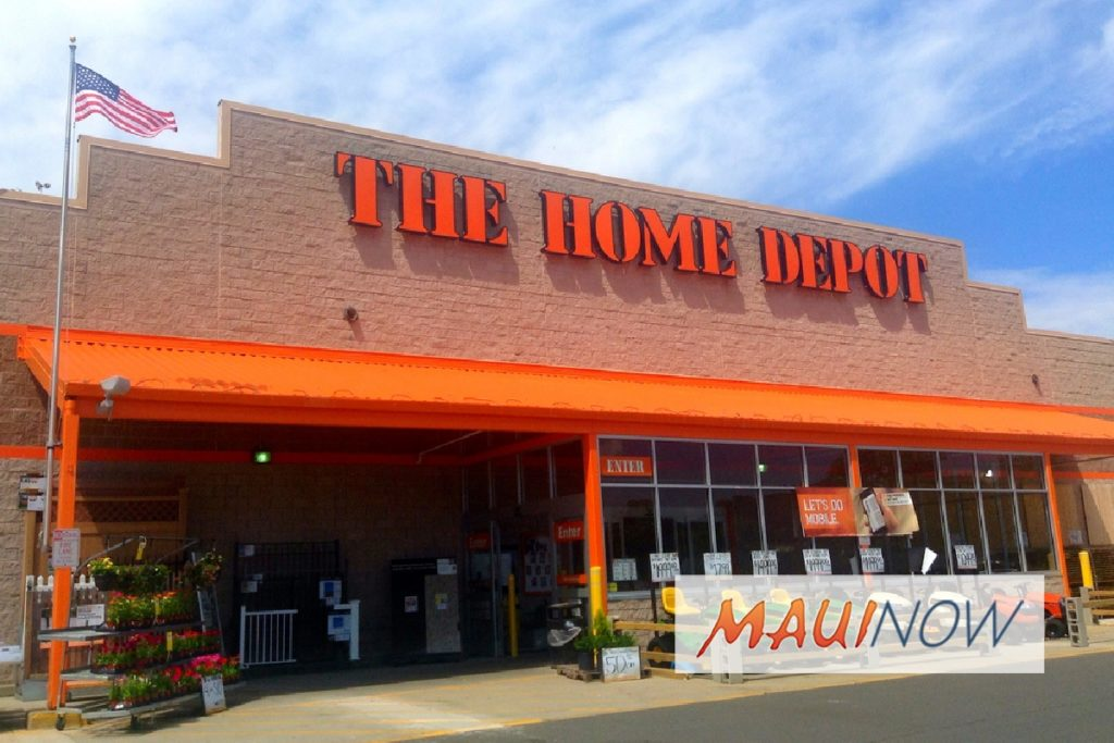 Maui Now Home Depot To Host Statewide Hiring Event