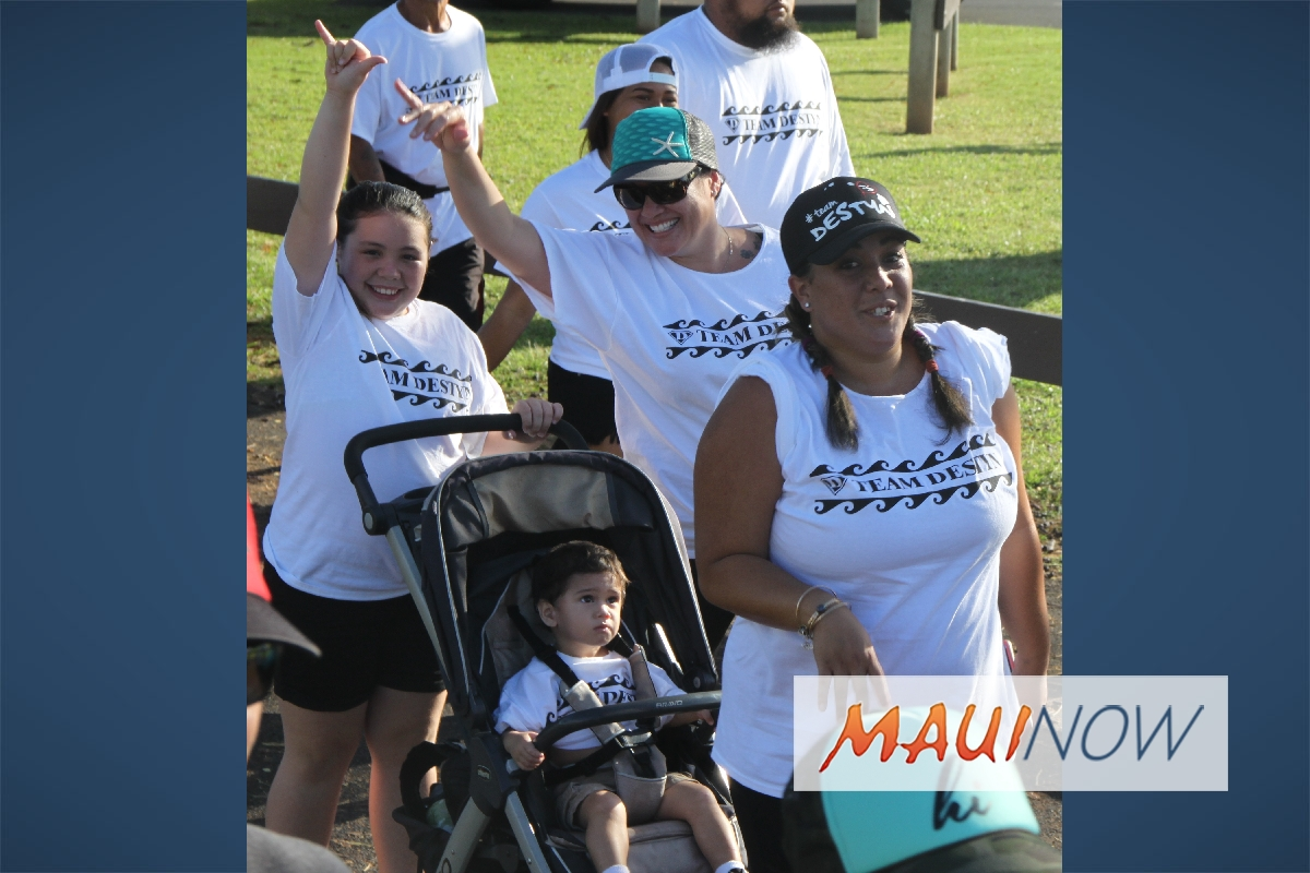 Get Healthy For Good at Maui Heart Walk, April 14