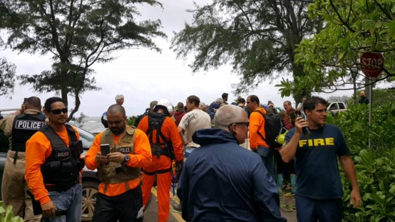 State mobilizes response to Kauai floods and landslides