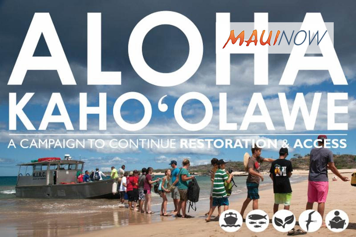 Kaho'olawe Bill Passes: Reestablishes Cultural Resources Coordinator