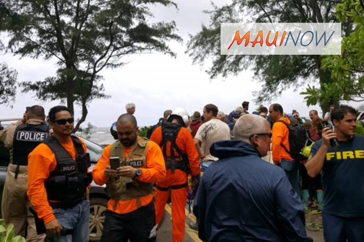 220+ Airlifted, Search and Rescue Continues on Flood Damaged Kaua'i