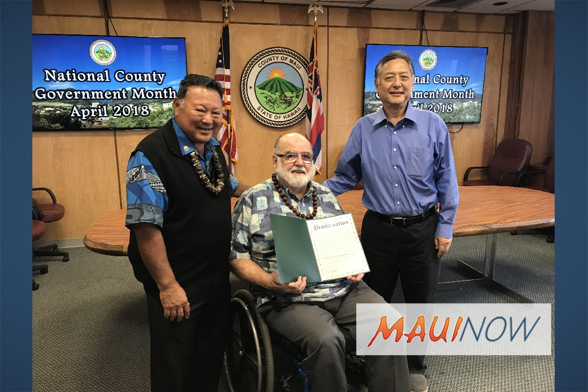 County of Maui Celebrates National County Government Month