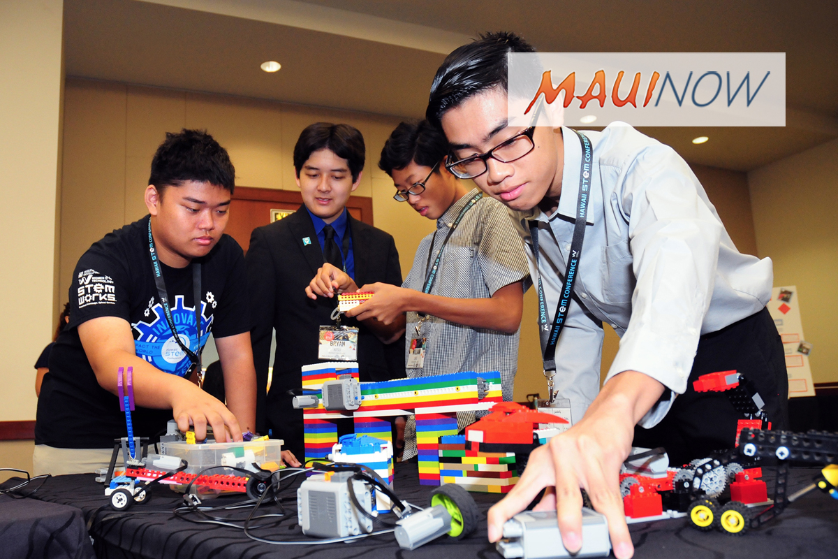 26th Annual Hawai'i Science Bowl Accepting Entries