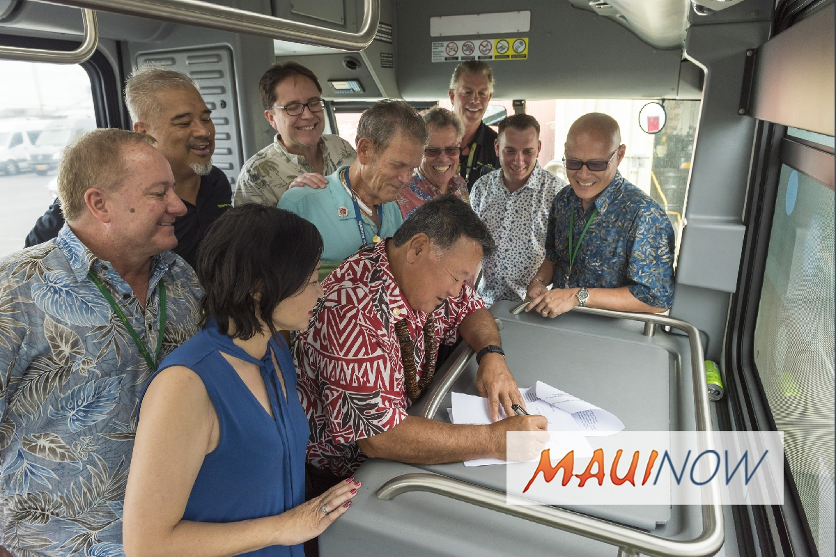 Maui County Joins Drive Electric Hawaiʻi Initiative