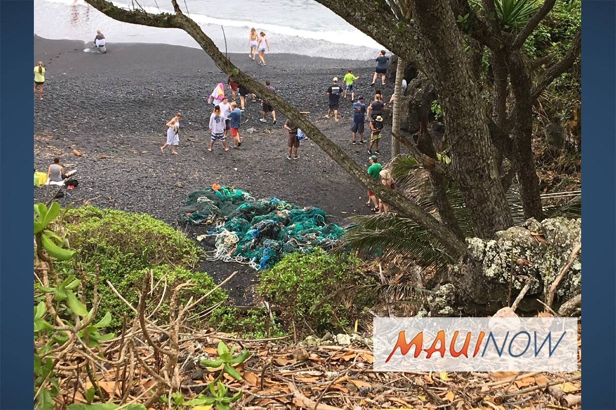 Waiʻānapanapa State Park to Close Briefly for Marine Debris Removal