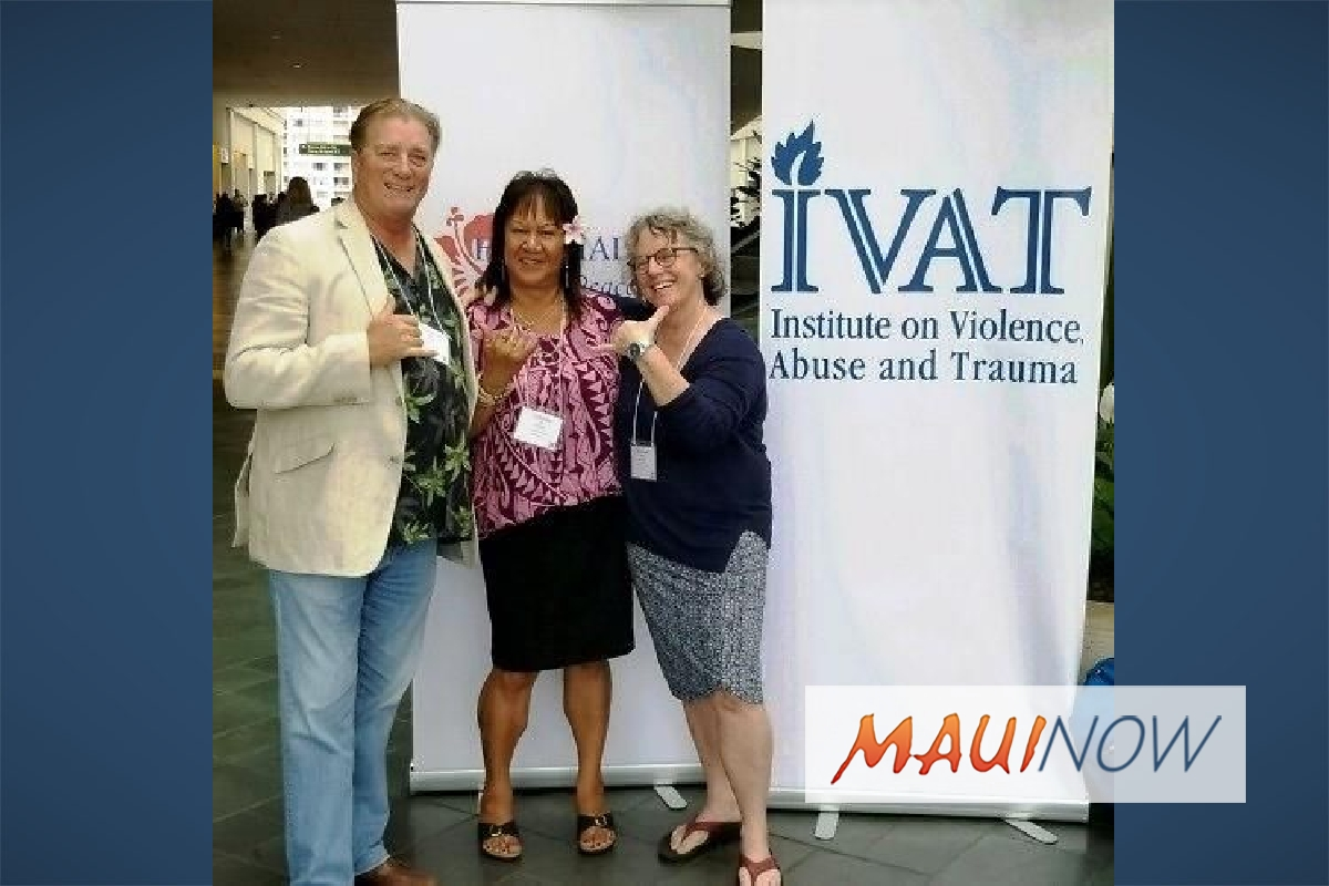 Grant Funding Supports Training for Maui Youth & Family Services Staff