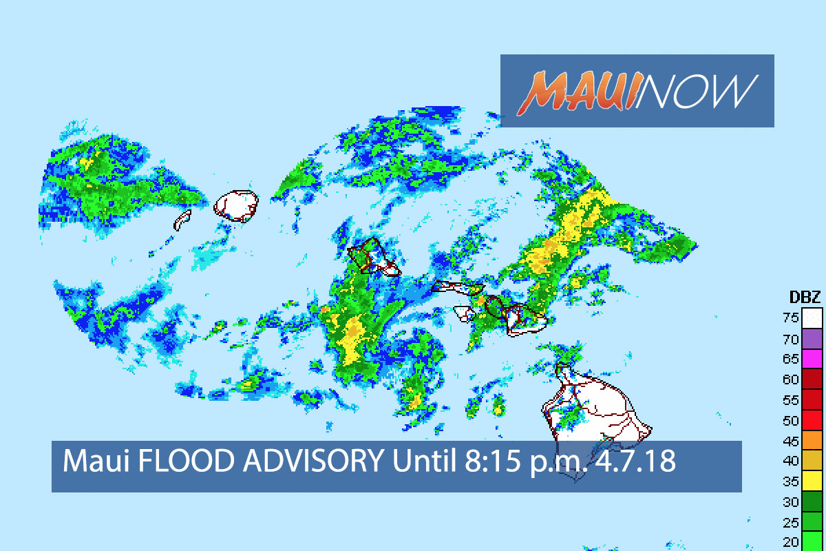 Maui Flood Advisory Dropped, Watch Remains Through Sunday