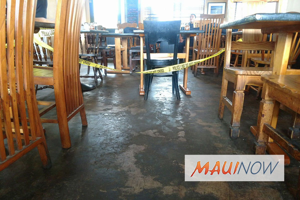 Maui Police Investigate Armed Robbery at Serpico's Pizzeria in Pukalani