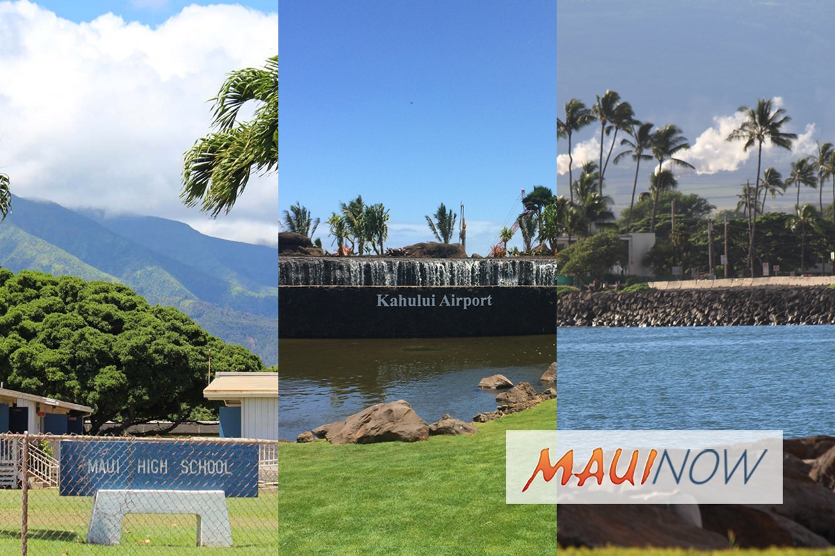 State Budget Includes Items for Central Maui