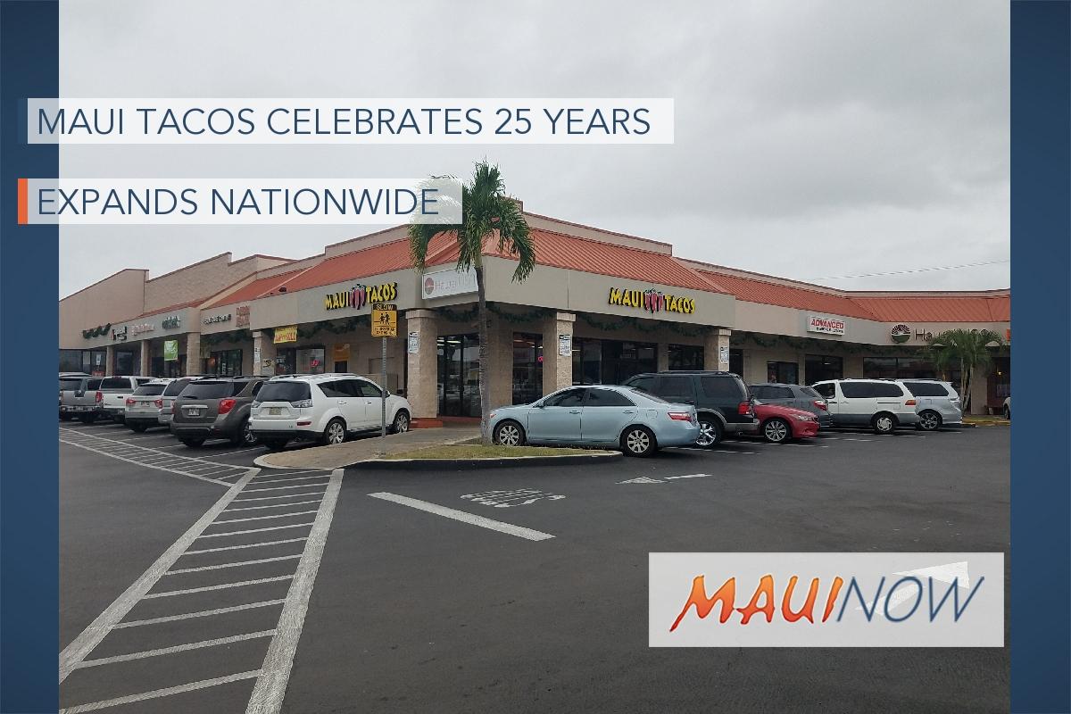 Maui Tacos to Expand Nationwide
