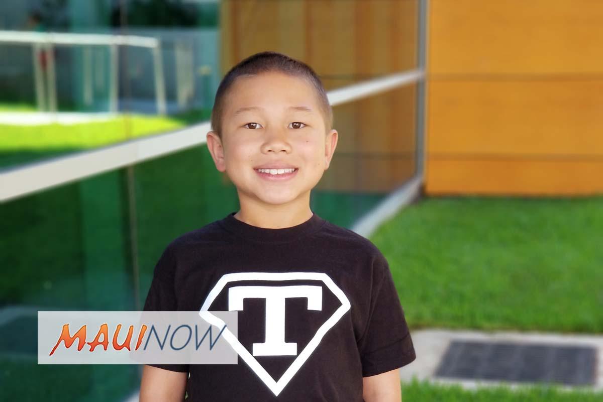 Maui Boy in Need of Bone Marrow Transplant