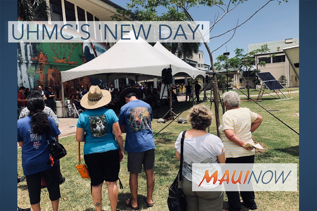 "UHMC Celebrates Kalāhou—""The New Day"""