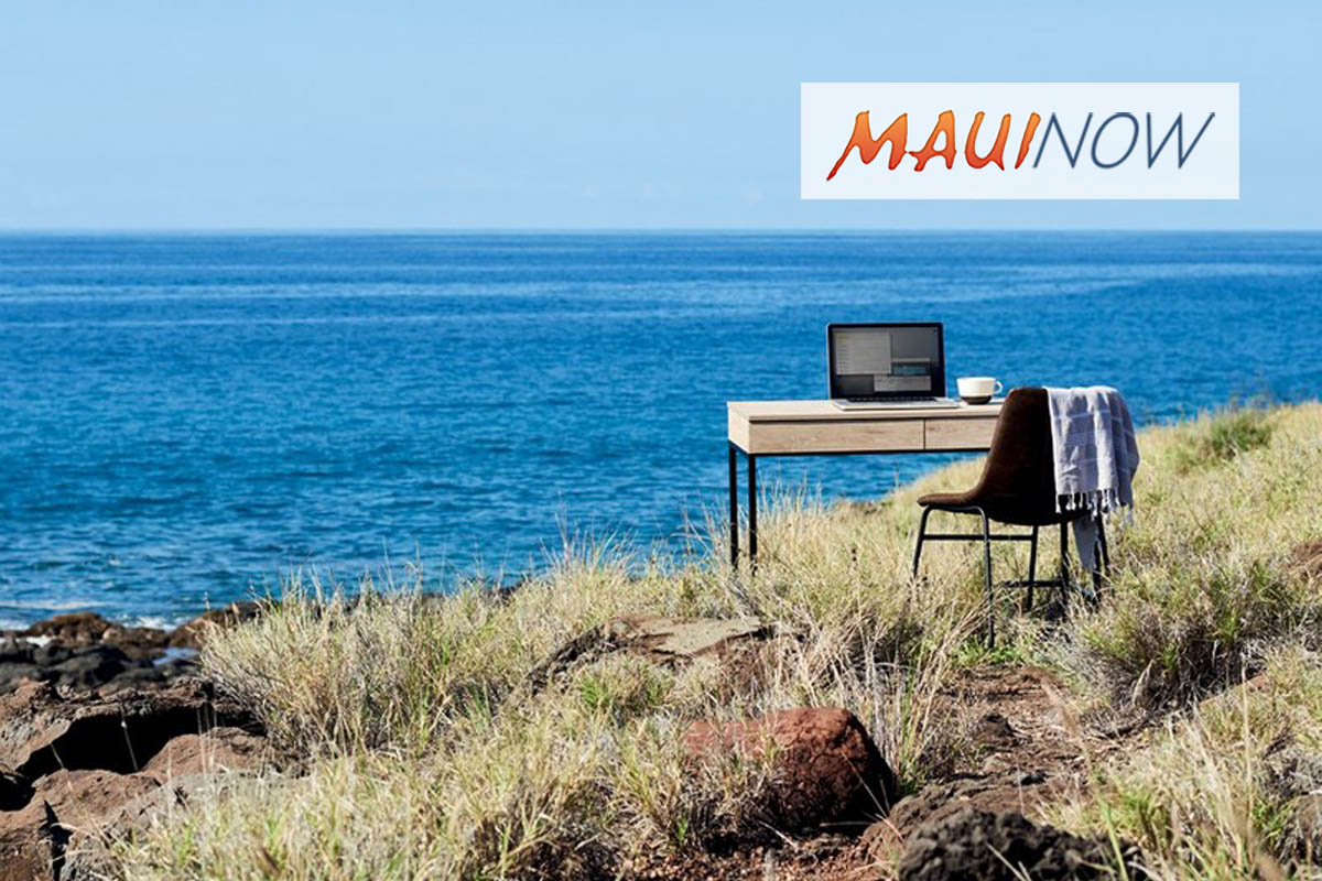 Work From Hawai'i Week-Long Residencies Offered to New Yorkers
