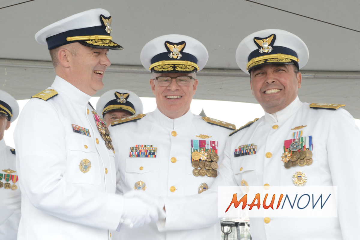 New Admiral to Lead Coast Guard 14th District