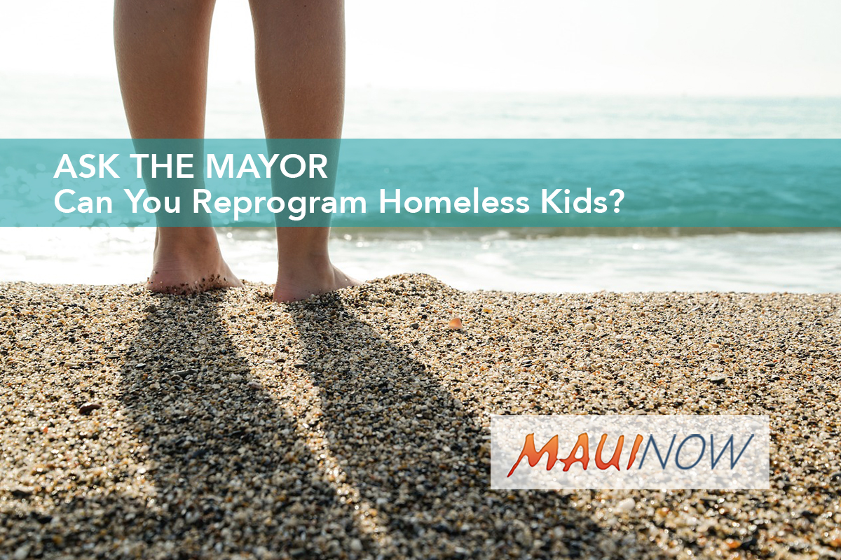 Ask the Mayor: Can You Reprogram Homeless Kids?