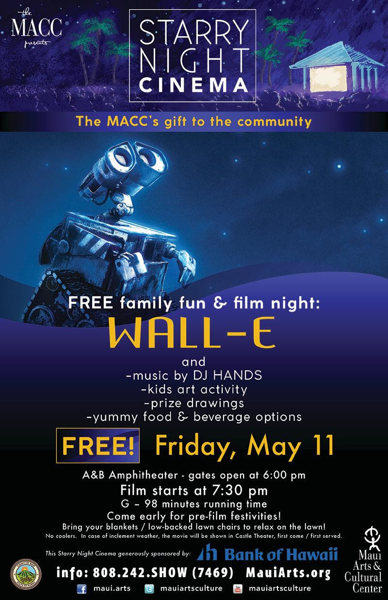 Free Family Film Night at the MACC