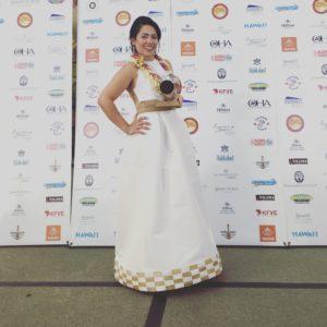 Maui's Wailani Artates Earns 3rd Career Nā Hōkū Hanohano Award