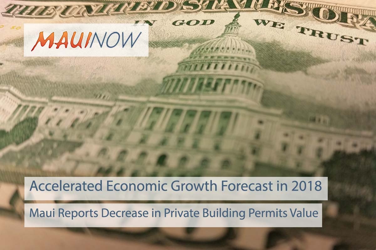 Accelerated Economic Growth Forecast in 2018