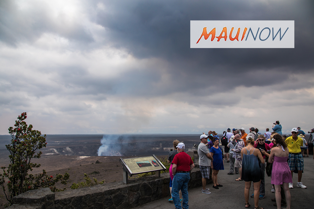 Hawai'i Volcanoes National Park Evacuates 2,600, Closes Amid Damaging Earthquakes