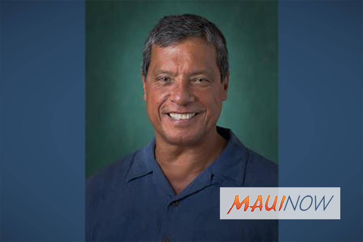 Osorio Named Dean at School of Hawaiian Knowledge