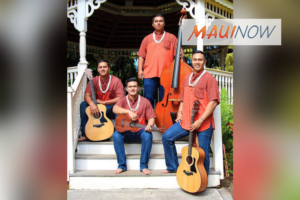 Nā Wai 'Ehā to Headline Wailuku First Friday
