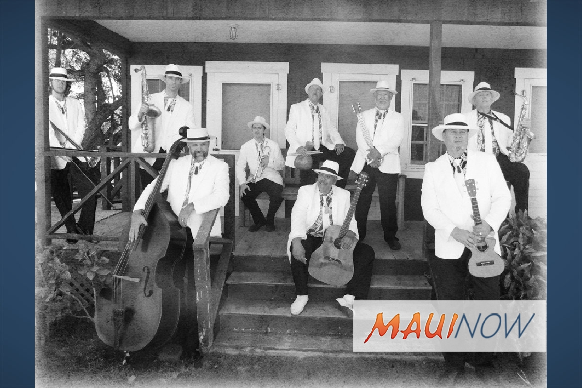 Kahulanui to Perform at The Shops at Wailea