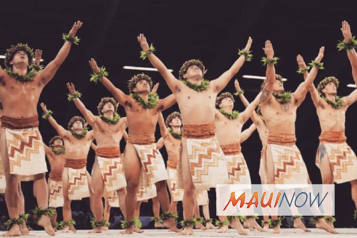 KUmZ and Hālau I Ka Wēkiu to Perform at the MACC