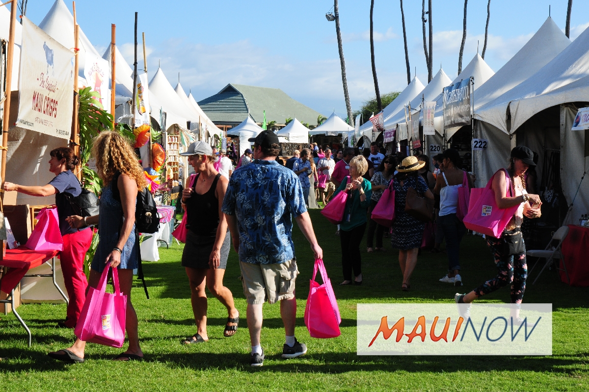 Vendor Applications Due May 31 for Made in Maui County Festival