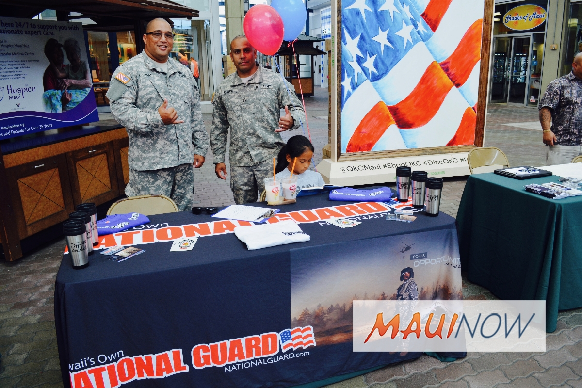 Memorial and Armed Forces Day Activities Queen Ka'ahumanu Center