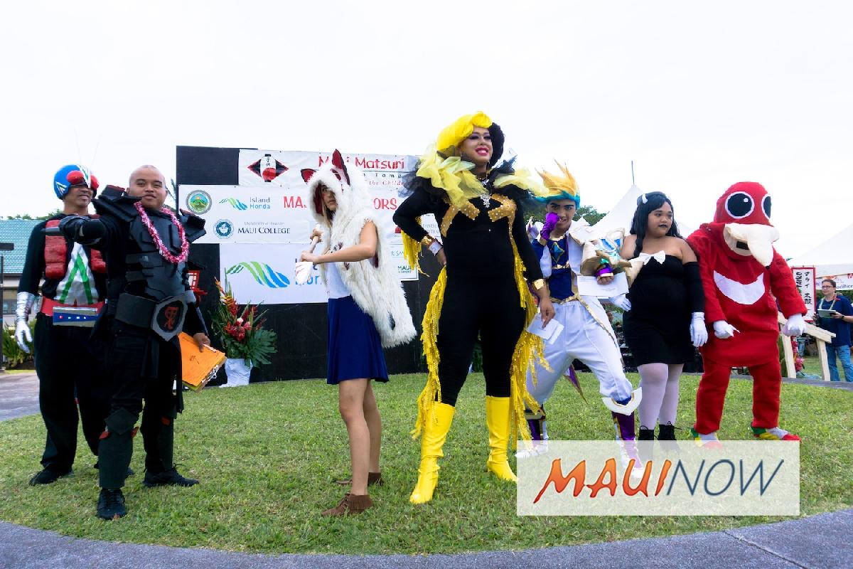 Maui Matsuri Contest Winners Announced