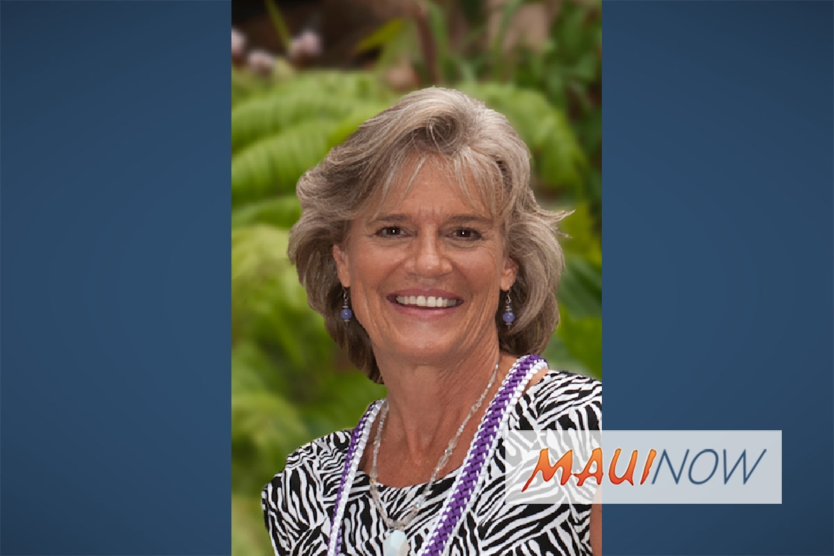 The Maui Farm Bids Aloha to Executive Director