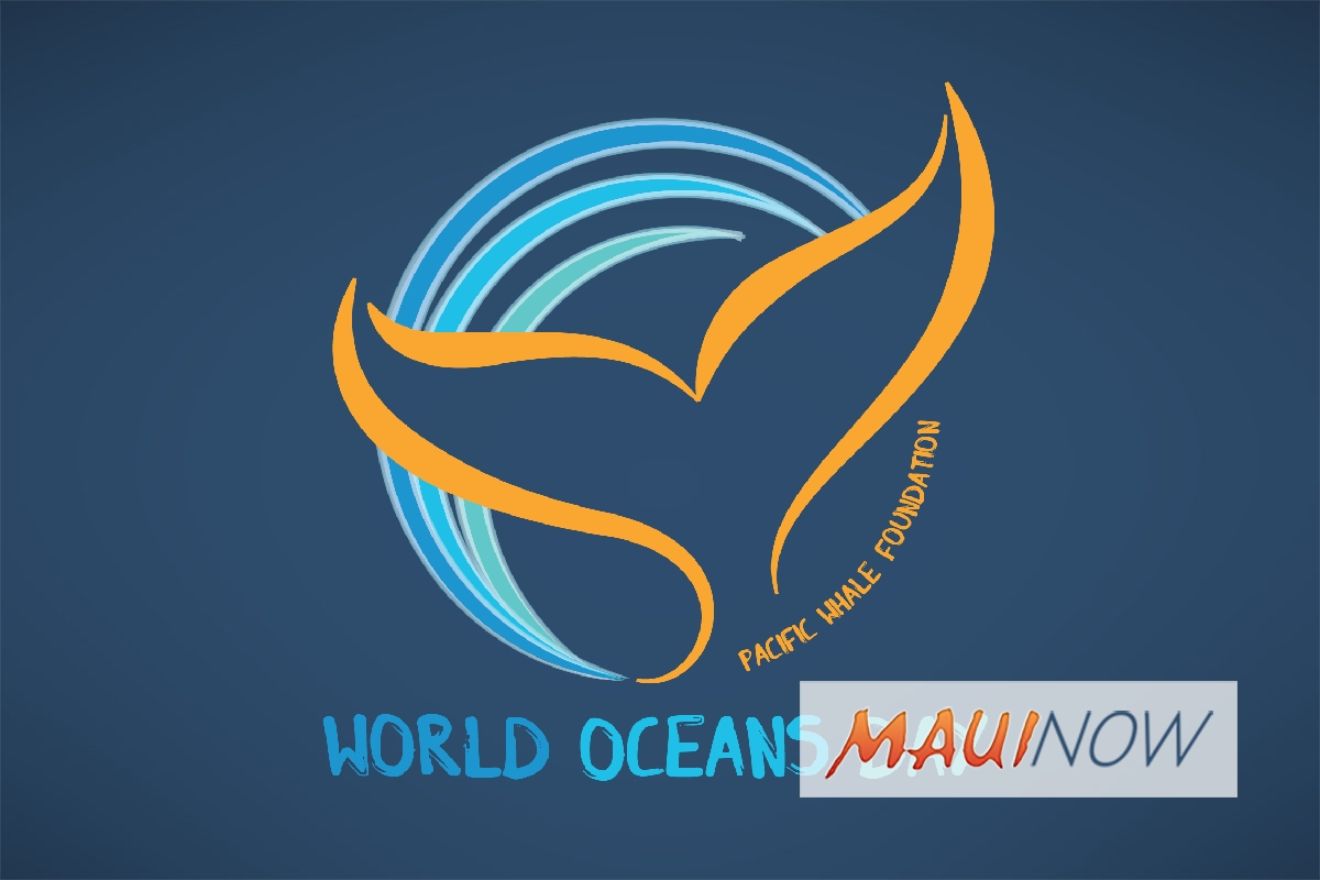 Pacific Whale Foundation to Celebrate World Oceans Day