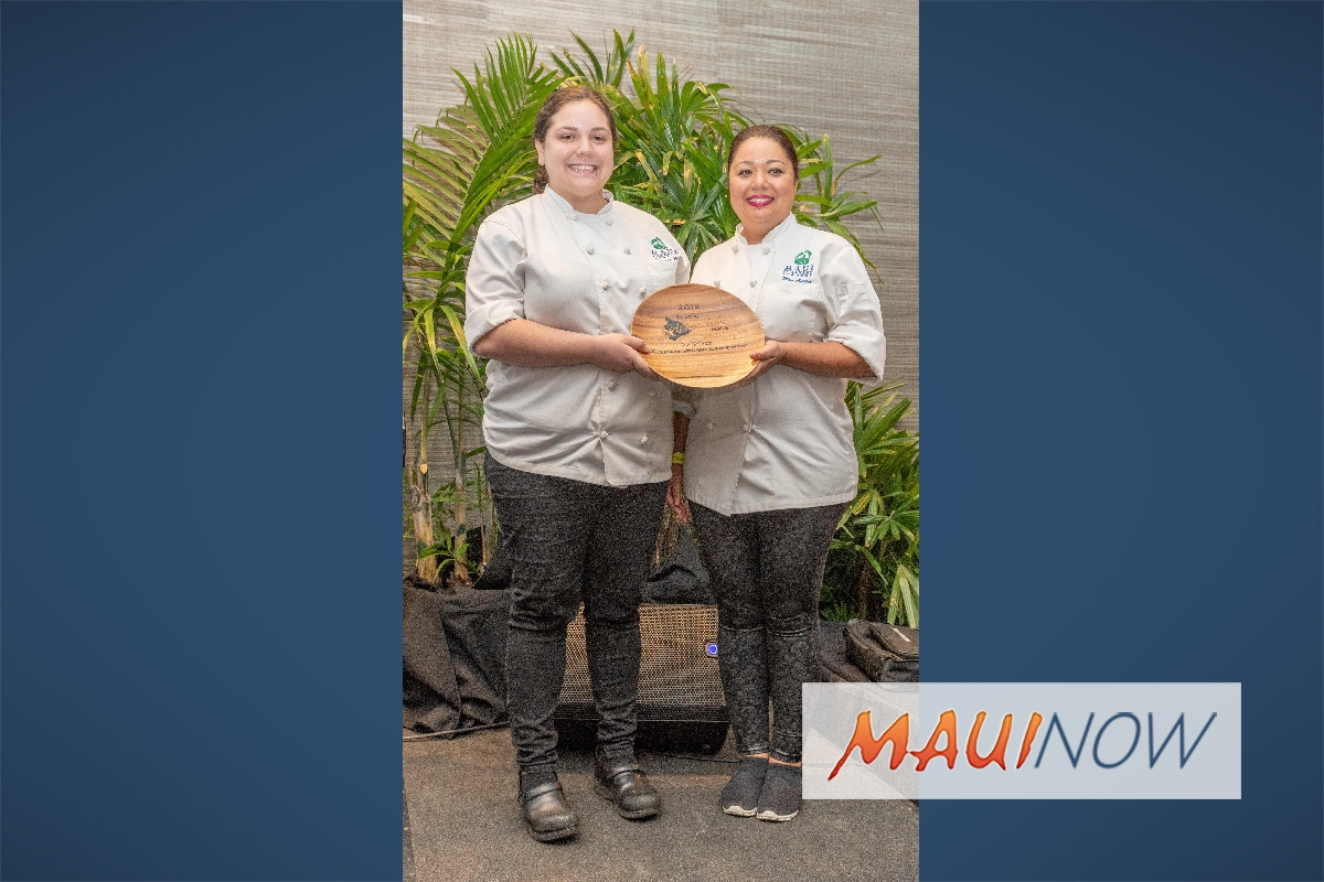 Big Island Chocolate Festival Benefits UHMC Culinary Students