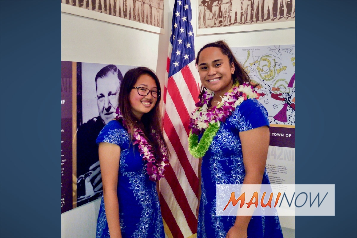 Kamehameha Students to Speak on Hawaiians Serving in World War II