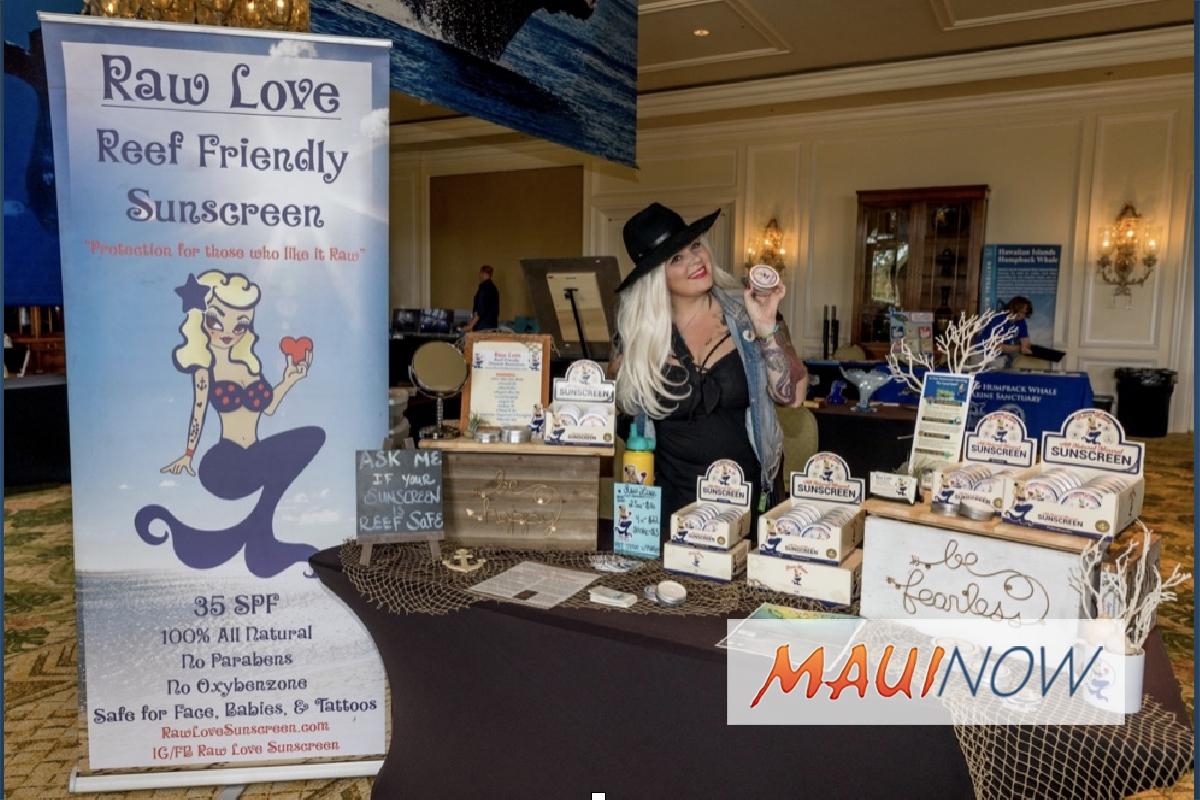 Maui Company Creates Coral-Safe Sunscreen