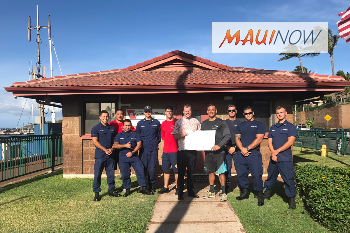 Commemorating 60 years of National Safe Boating Week on Maui