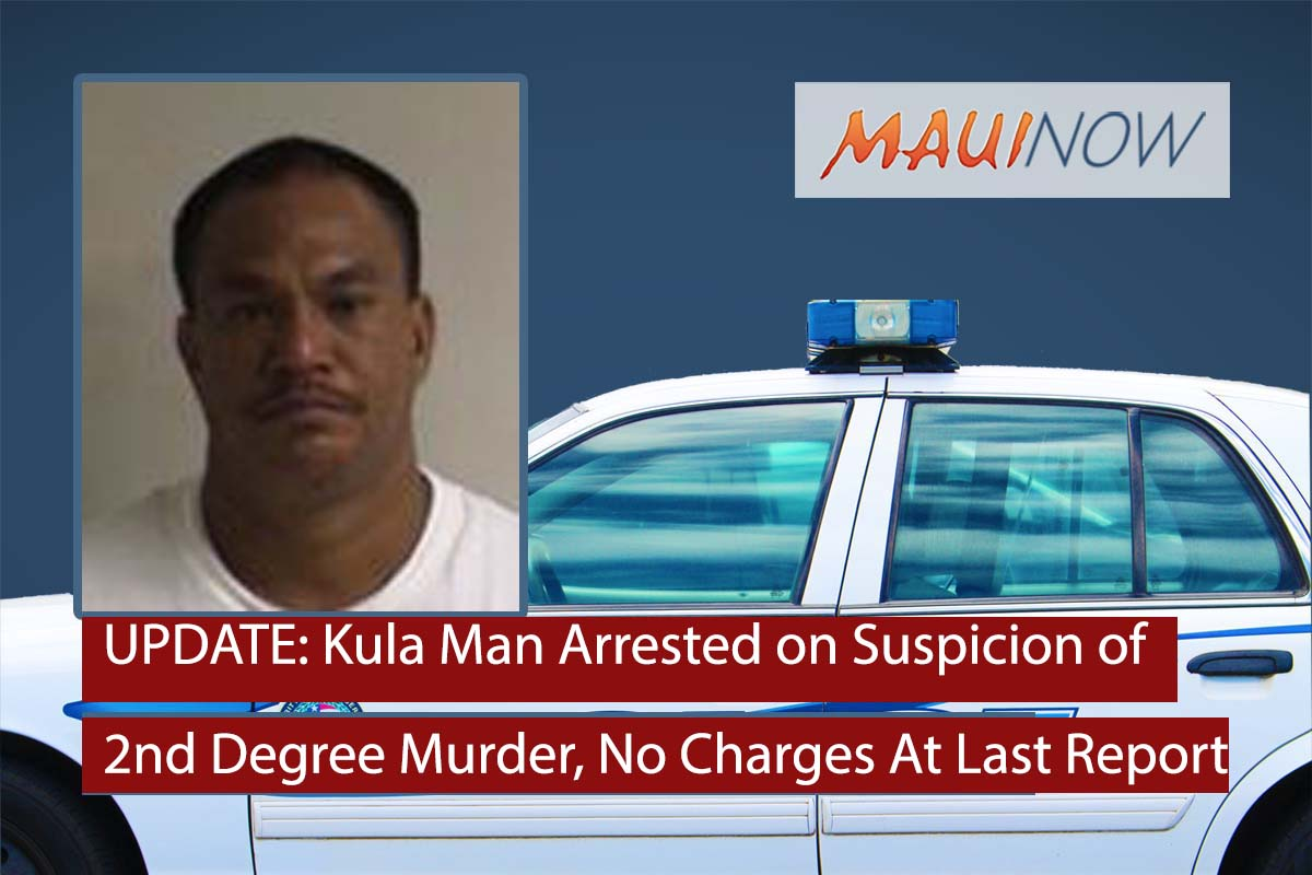 UPDATE: Police Investigate Alleged Shooting in Kanaio, Suspect Arrested
