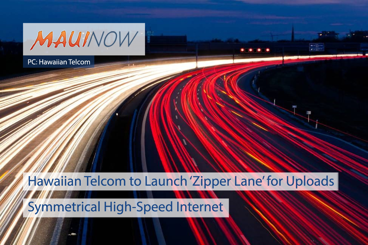 Hawaiian Telcom to Launch Symmetrical High-Speed Internet