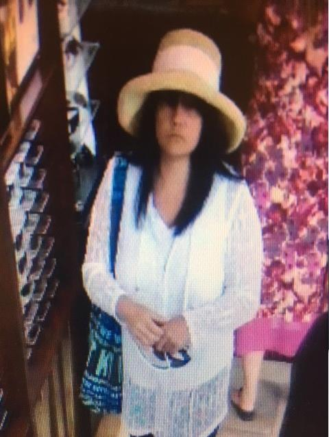 Maui Police Release Photo in Theft Investigation