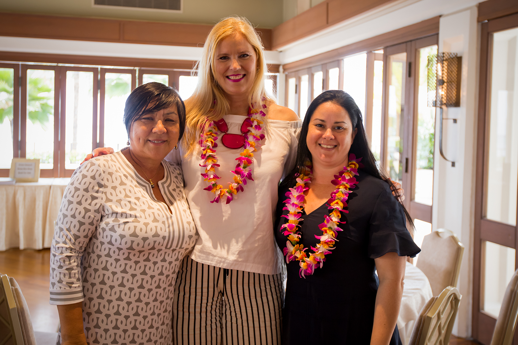 International Philanthropic Culinary Group Inducts Maui Women